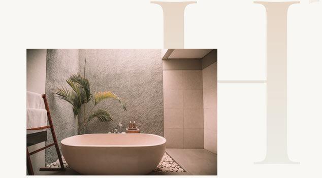 Escort Hotel mit Badewanne