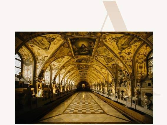 Schlosskeller in München Historie