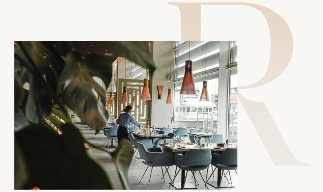Restaurant in High Class Escort Düsseldorf